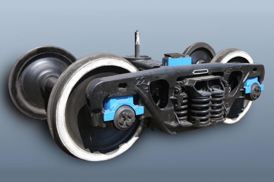 Вагон-хопер для перевезення зерна моделі 19-7016, 19-7016-01