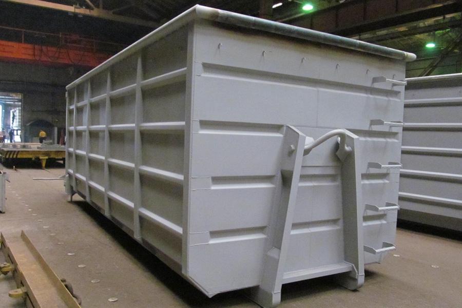 Модель – N100H / Грузоподъемность - 12 400 кг / Объём 31 м³