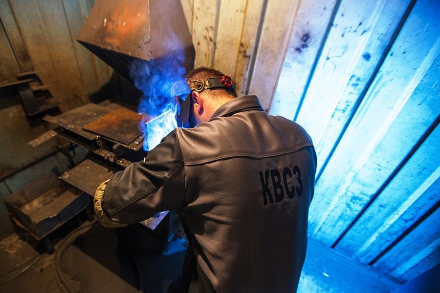 Конкурс професійної майстерності серед електрозварників