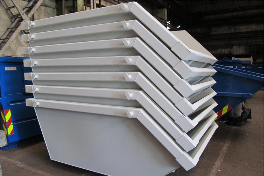 Модель – КM2M / Грузоподъемность - 4 000 кг / Объём 2 м³