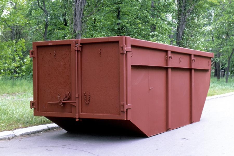 Модель – КE20 / Грузоподъемность - 10 000 кг / Объём 20 м³