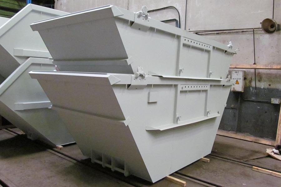 Модель – S7 / Грузоподъемность - 5 000 кг / Объём 7 м³