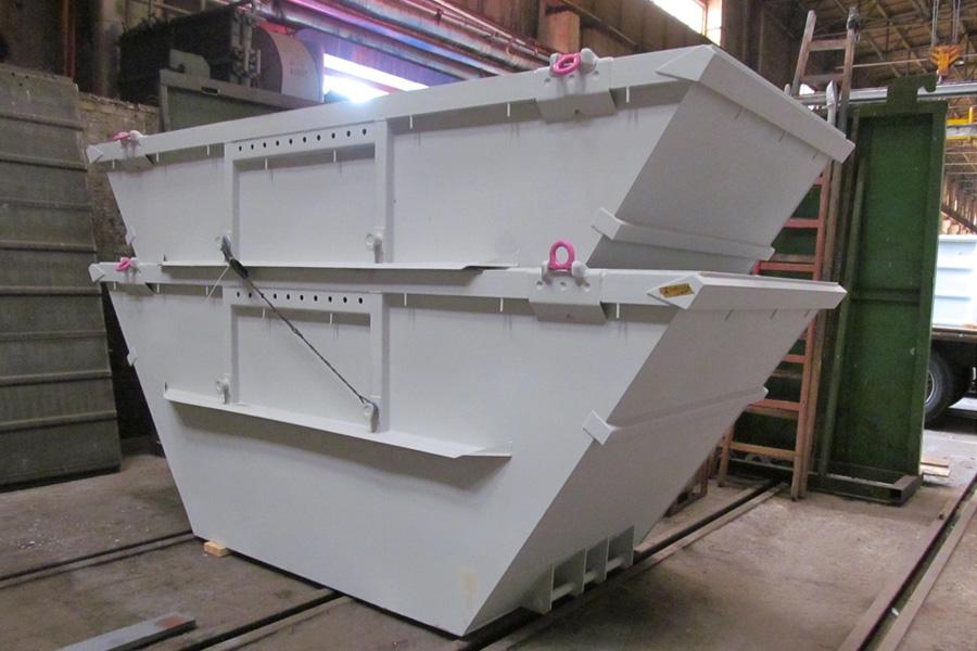 Ковшові контейнери